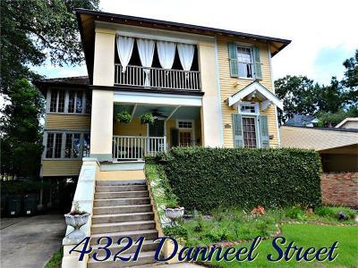 Condo Pending Continue to Show: 4321 Danneel Street #4321