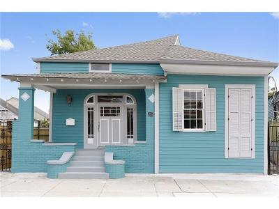 New Orleans Single Family Home For Sale: 1421 Ursulines Avenue