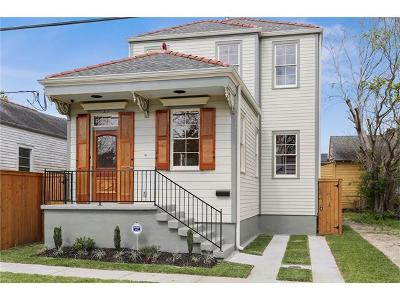 New Orleans Single Family Home For Sale: 632 Lizardi Street