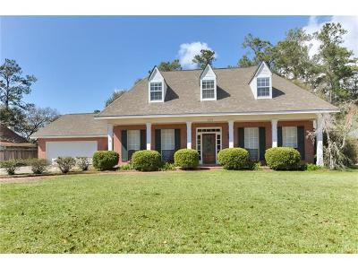 Slidell Single Family Home For Sale: 125 Ayshire Court