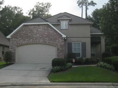 Madisonville Single Family Home For Sale: 231 Bellingrath Place