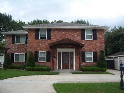 Kenner Single Family Home Pending Continue to Show: 10 Rhine Drive
