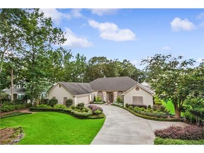 Madisonville Single Family Home For Sale: 71 Magnolia Ridge Drive