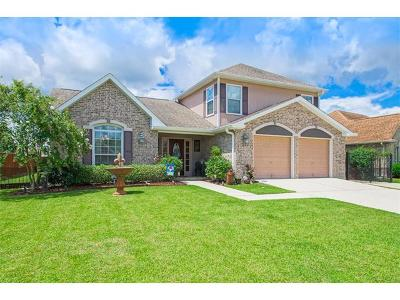 Marrero Single Family Home For Sale: 2693 Acadiana Trace Trace