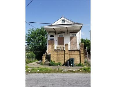 New Orleans Multi Family Home For Sale: 2414 Loyola Avenue