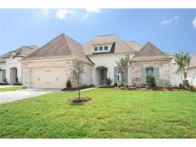 Madisonville Single Family Home For Sale: 2024 Cypress Bend Lane