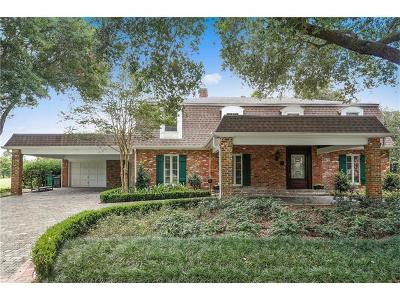 Gretna Single Family Home For Sale: 2 Colony Road