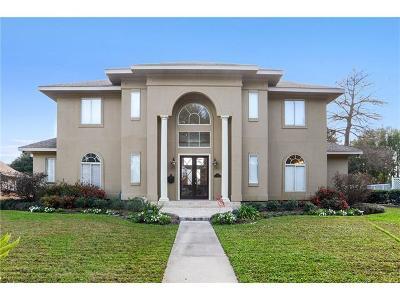 Gretna Single Family Home For Sale: 701 Fairfield Avenue