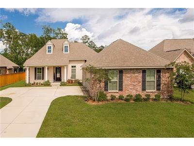 Madisonville LA Single Family Home For Sale: $320,000