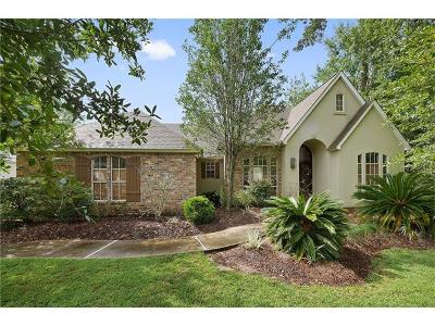 Single Family Home For Sale: 610 Sweet Bay Drive