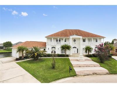 Slidell Single Family Home For Sale: 179 Lighthouse Point