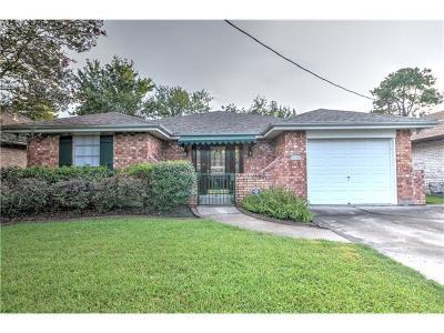 Single Family Home For Sale: 1812 Persimmon Avenue