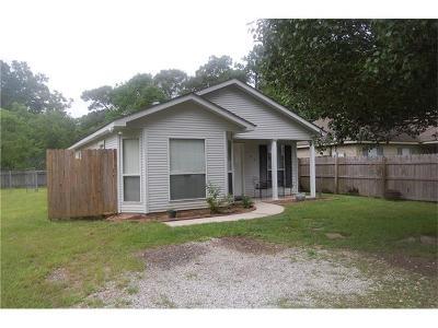 Madisonville Single Family Home For Sale: 130 Davis Street