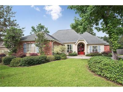 Slidell Single Family Home For Sale: 765 Wood Duck Lane