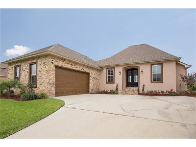 Slidell Single Family Home For Sale: 1532 Regatta Cove