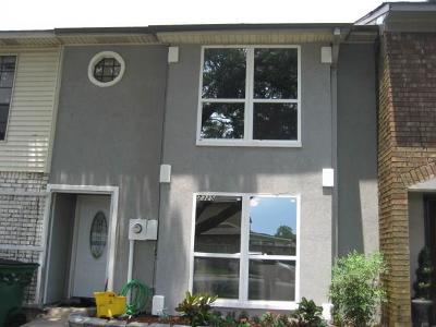 Gretna Townhouse For Sale: 2325 Park Place Drive