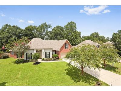 Single Family Home For Sale: 564 Red Maple Drive