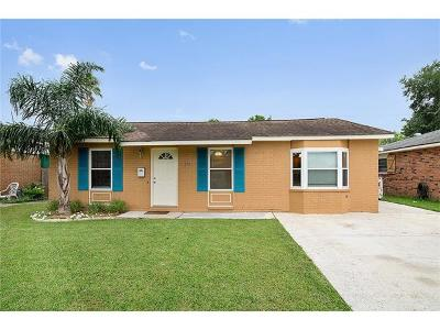 Kenner LA Single Family Home Pending Continue to Show: $139,900