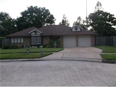 Marrero Single Family Home Pending Continue to Show: 3964 Grilletta Court