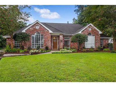 Single Family Home For Sale: 105 Chasse Place