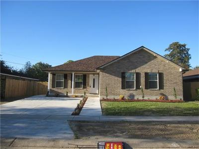 Gretna Single Family Home For Sale: 1925 S Forest Lawn Drive