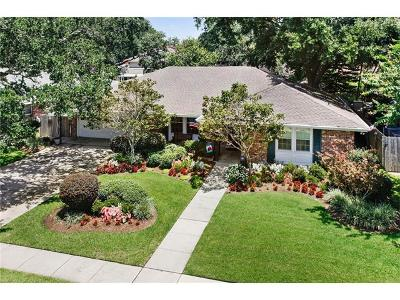 Single Family Home For Sale: 4901 James Drive