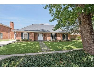 Metairie LA Single Family Home For Sale: $347,500