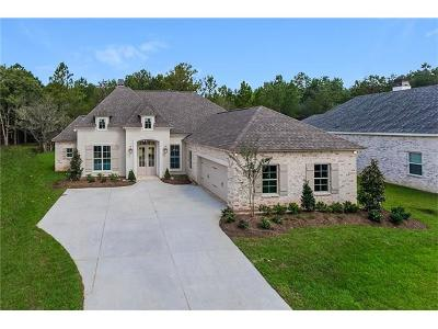 Madisonville Single Family Home For Sale: 641 Bedico Parkway
