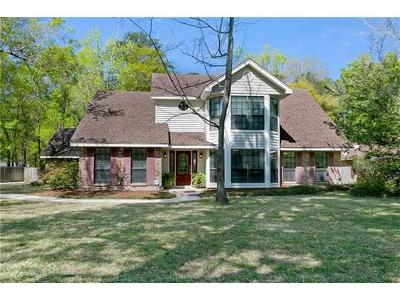 Single Family Home Pending Continue to Show: 129 Century Oaks Lane