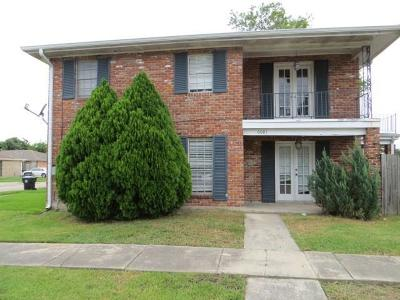 Multi Family Home For Sale: 6001 Curran Boulevard