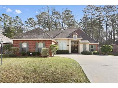 Madisonville Single Family Home Pending Continue to Show: 112 Timberwood Drive