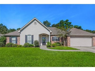 Madisonville Single Family Home For Sale: 242 Calumet Drive