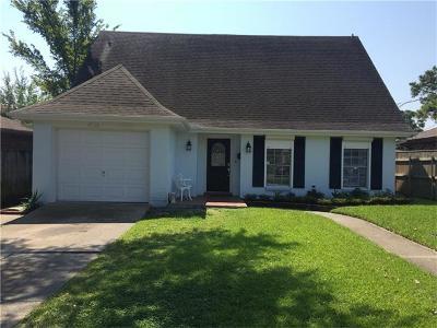 Single Family Home For Sale: 4508 Jasper Street
