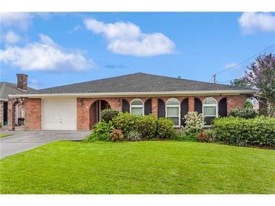 Single Family Home For Sale: 3920 Pharr Street