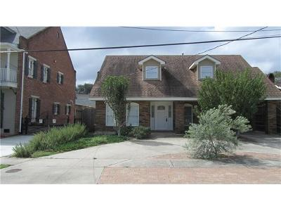 Single Family Home For Sale: 4500 Alphonse Drive