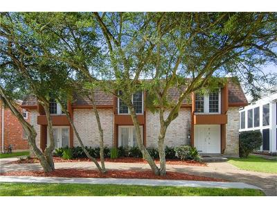 Single Family Home For Sale: 3730 Jean Place
