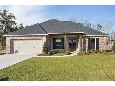 Madisonville Single Family Home For Sale: 1508 Periwinkle Court