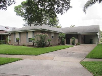 Single Family Home For Sale: 4905 Jeannette Drive