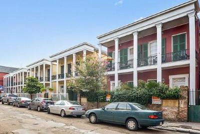 New Orleans Multi Family Home For Sale: 1206 Chartres Street #2