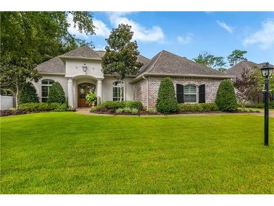 Single Family Home Pending Continue to Show: 946 Beau Chene Drive