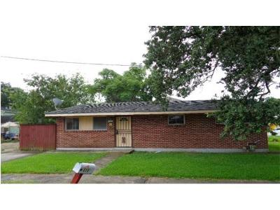 New Orleans Single Family Home For Sale: 8630 Hammond Street