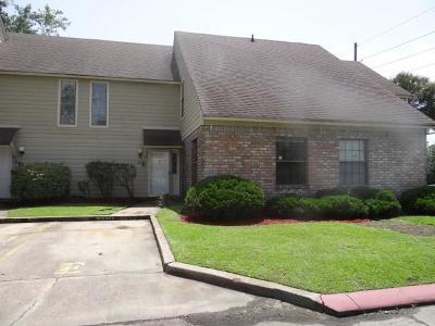 Jefferson Parish, Orleans Parish Condo For Sale: 1500 W Esplanade Avenue #29E