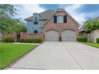 Slidell Single Family Home For Sale: 237 Nicklaus Drive
