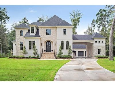 Single Family Home For Sale: 127 Tranquility Drive
