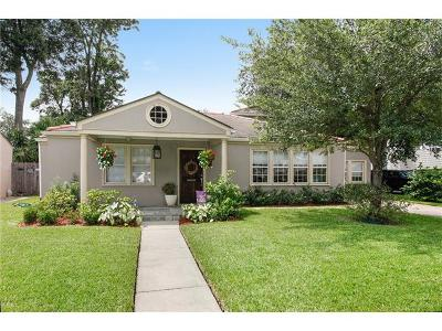 Single Family Home Pending Continue to Show: 324 W William David Parkway