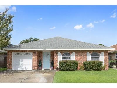 Single Family Home For Sale: 1036 Aris Avenue
