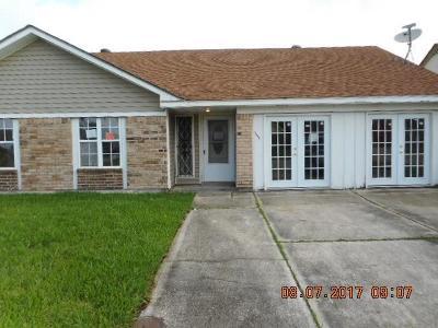 Harvey Single Family Home For Sale: 2269 Breckenridge Drive