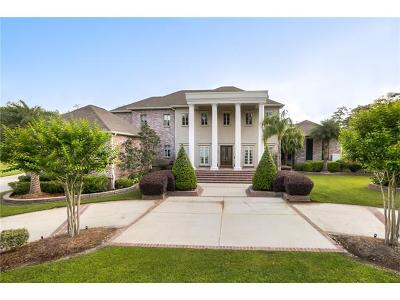 Madisonville Single Family Home For Sale: 5 Brady Island Lane