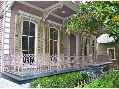 New Orleans Condo For Sale: 811 Marigny Street #A