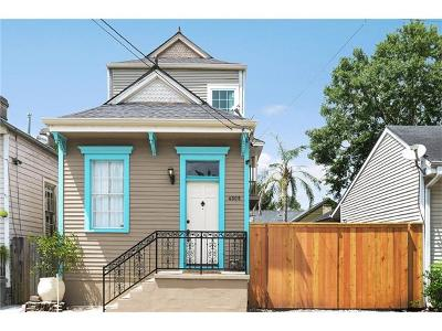 New Orleans Single Family Home For Sale: 4305 Annunciation Street